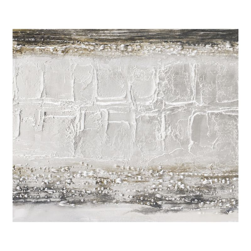 Moe's Home Collection Layered Grey Wall Decor (FX-1202-37)