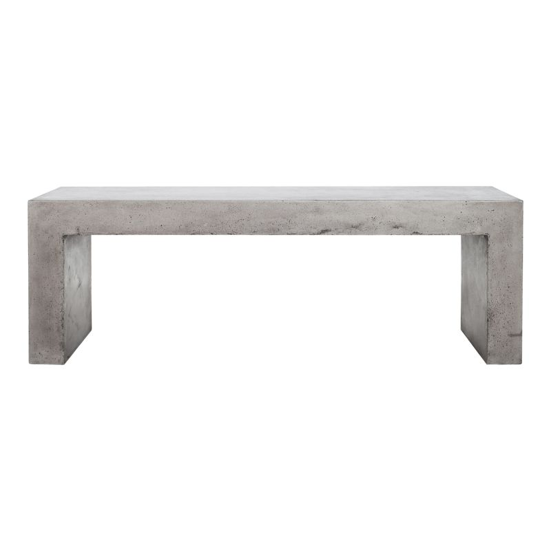 Moe's Home Collection Lazarus Outdoor Bench (BQ-1005-25)