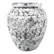 Moe's Home Collection Mafana Planter in Antique (OQ-1002-01)