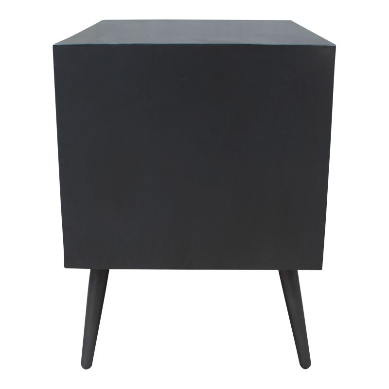 Moe's Home Collection Milner 1 Drawer Side Table (KK-1010-02)