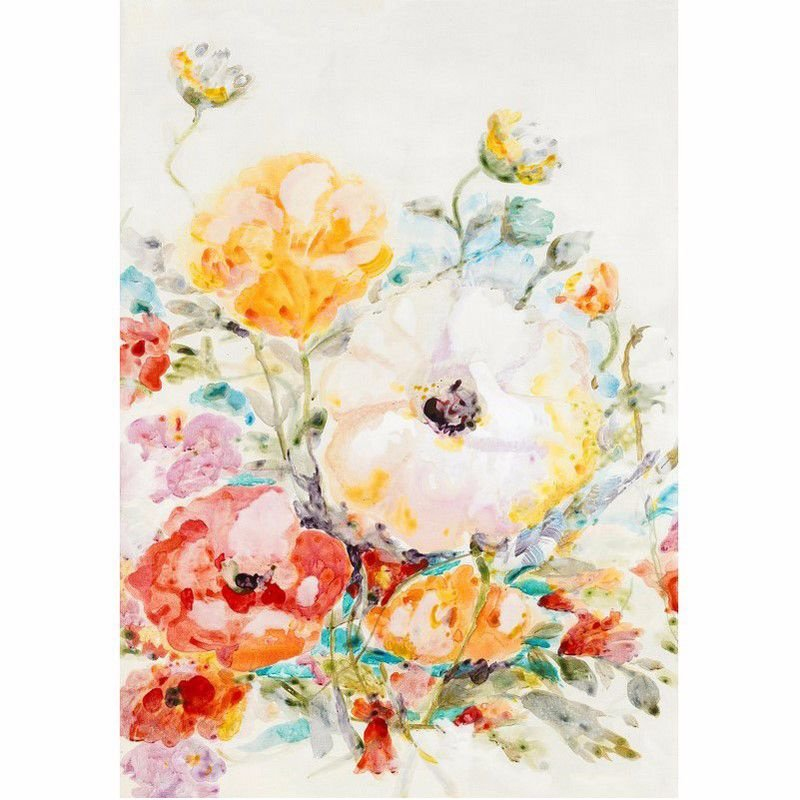 Moe's Home Collection Morning Flowers Wall Decor (RE-1147-37)