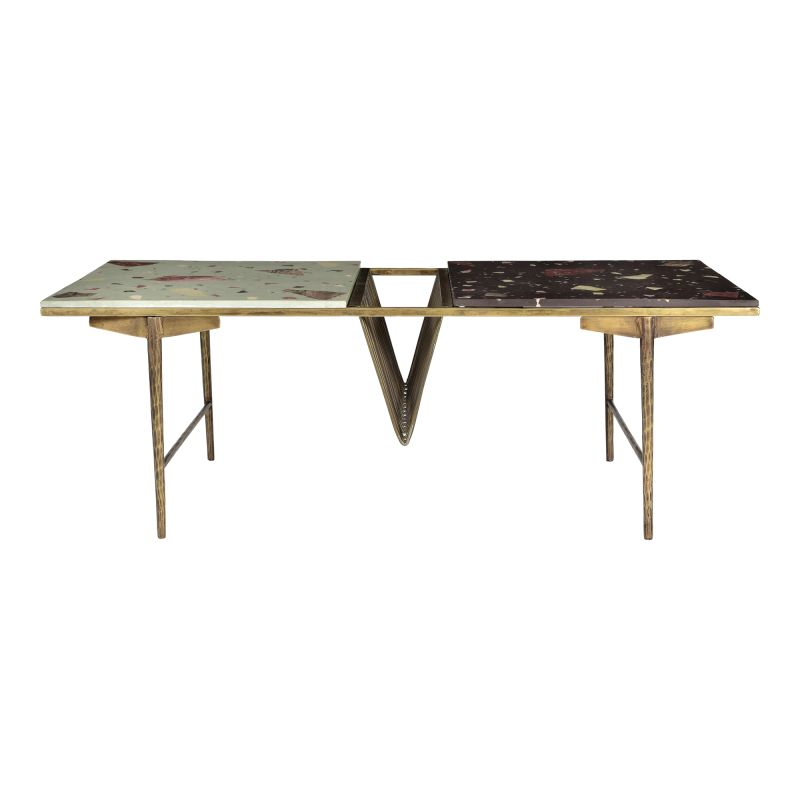 Moe's Home Collection Mosaic Coffee Table (QJ-1012-37)