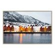 Moe's Home Collection Northern Town Wall Decor in Multi (FX-1218-37)