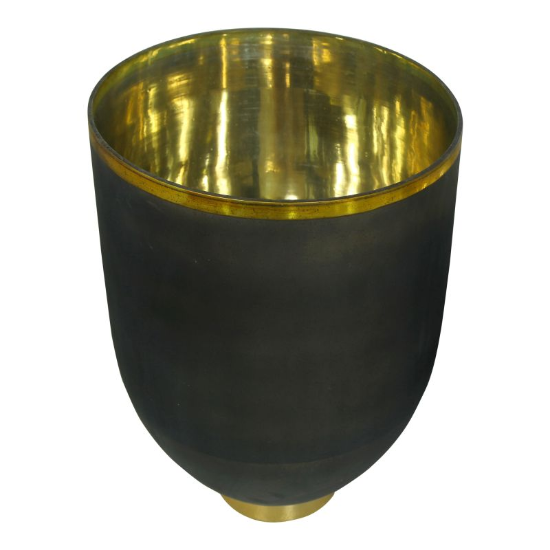 Moe's Home Collection Onyx Bowl Vase Large (IX-1071-02)