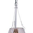 Moe's Home Collection Raindrop Pendant Lamp Small Gold (IP-1012-32)