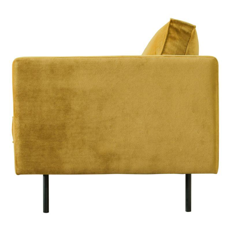 Moe's Home Collection Raphael Sofa Mustard (WB-1002-09)