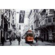Moe's Home Collection Red Tram Wall Decor (FX-1177-37)