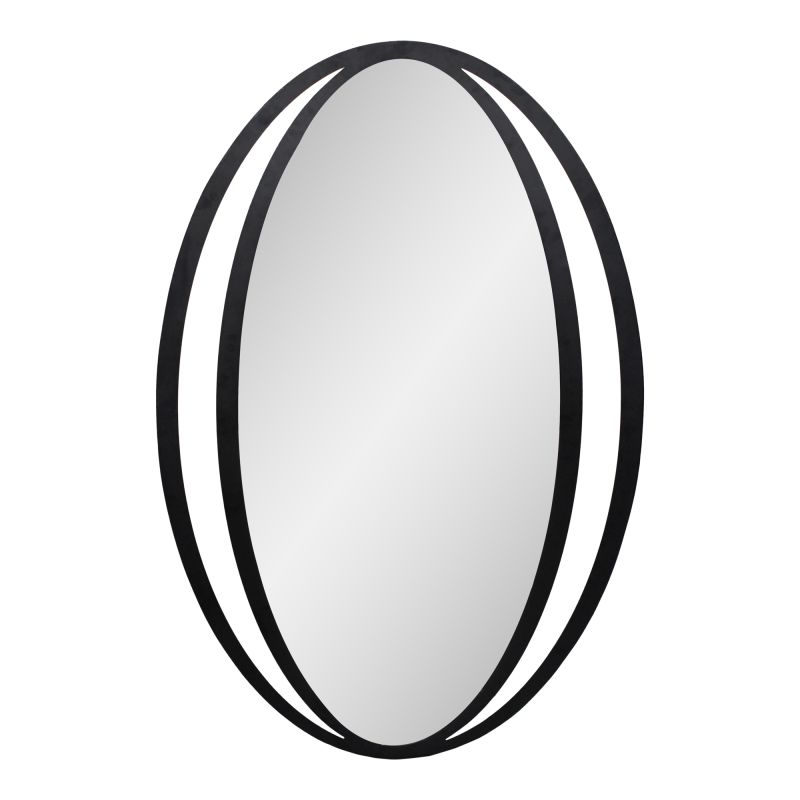Moe's Home Collection Reflect Mirror Black (TY-1039-02)