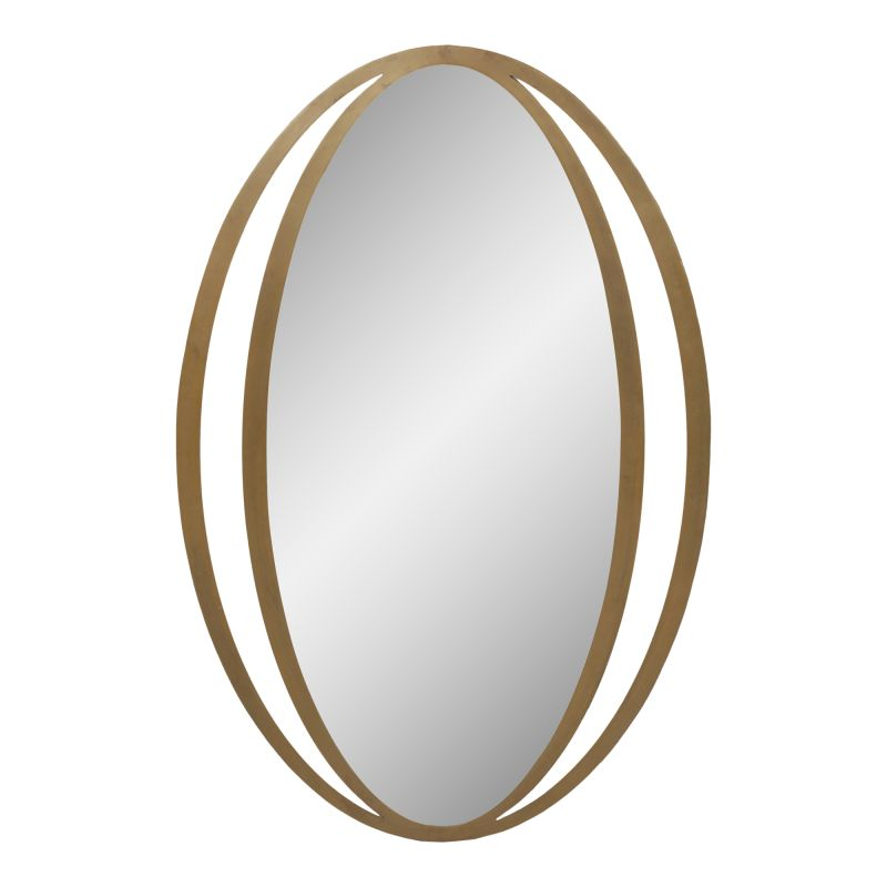 Moe's Home Collection Reflect Mirror Gold (TY-1039-32)