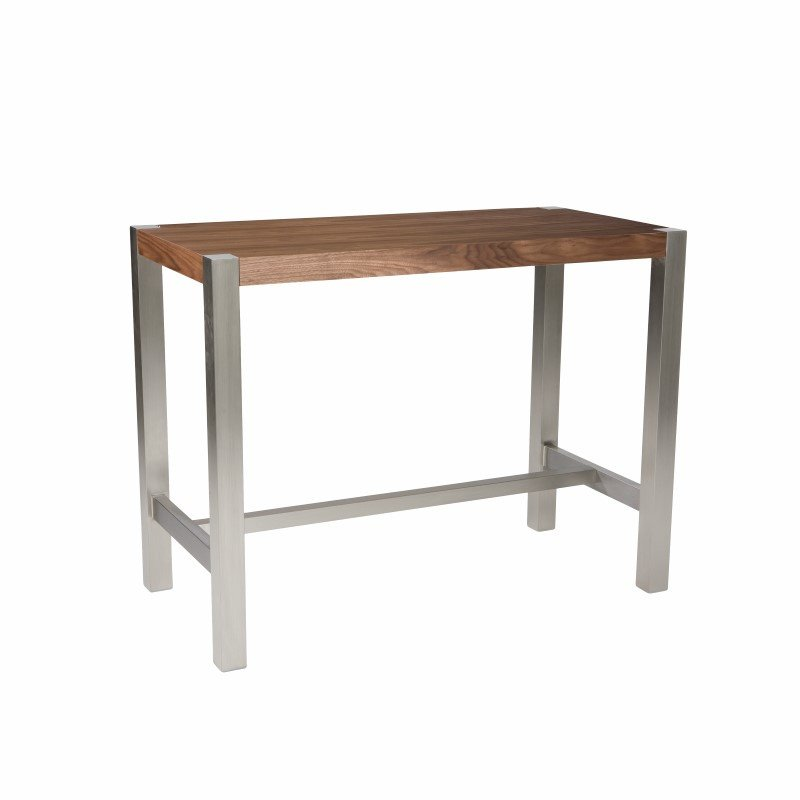 Moe's Home Collection Riva Countertable in Walnut (ER-1079-03)