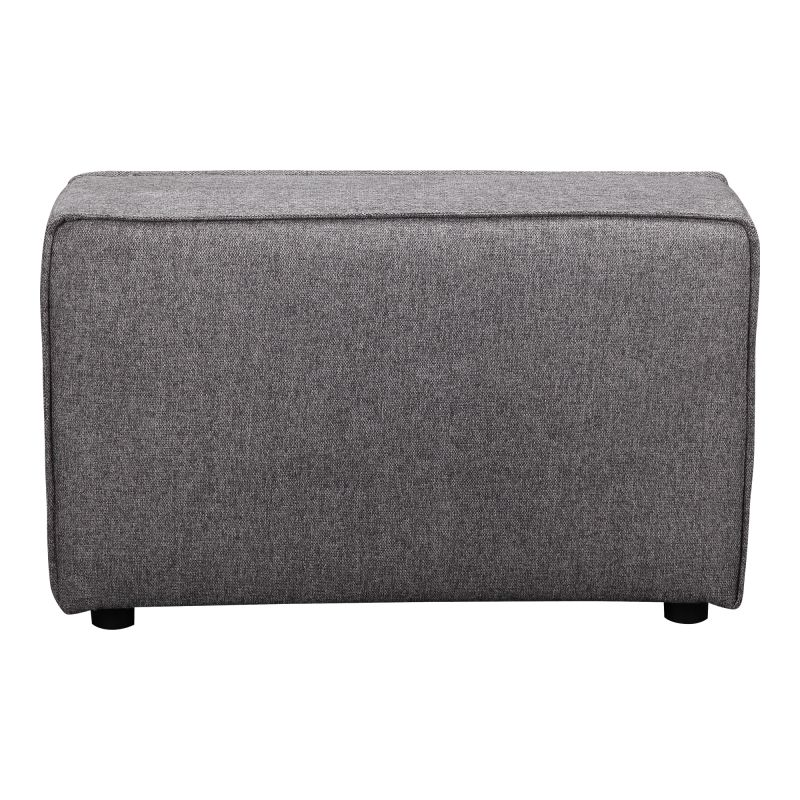 Moe's Home Collection Rodeo Arm Dark Grey (MT-1013-07)