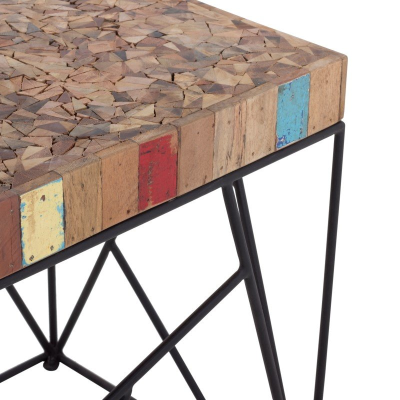 Moe's Home Collection Rubic Side Table (XW-1001-24)