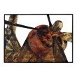 Moe's Home Collection Rusty Fighter Plane Wall Decor in Antique (KE-1004-01)