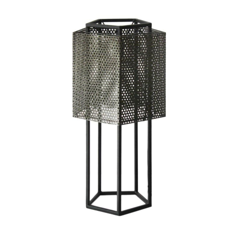 Moe's Home Collection Sabato Table Lamp in Black (FD-1009-02)
