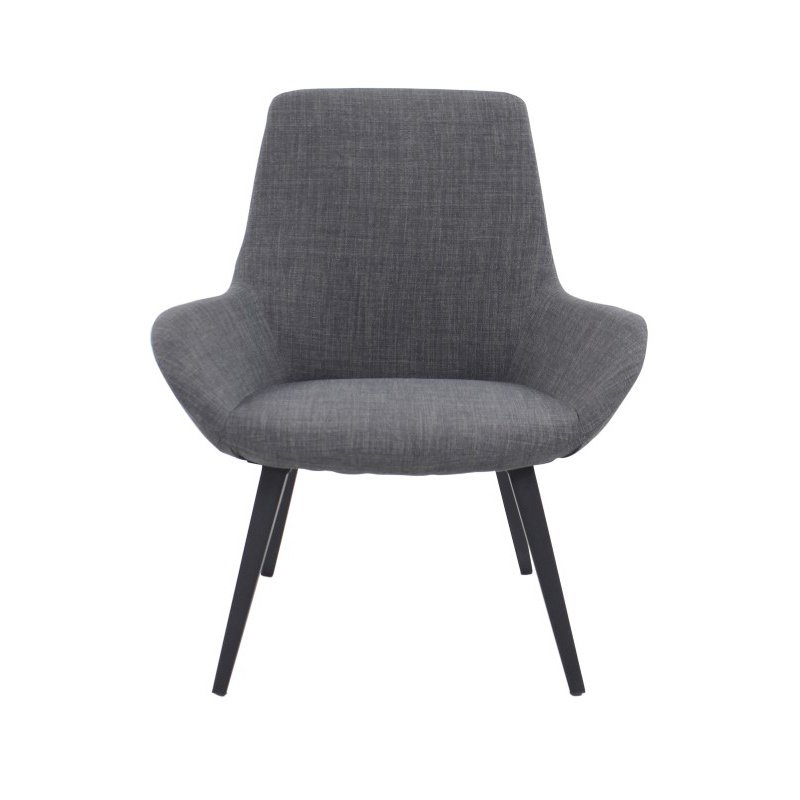 Moe's Home Collection Sage Club Chair in Grey (EJ-1015-25)