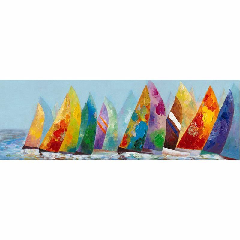 Moe's Home Collection Sail Away Wall Decor (RE-1056-37)