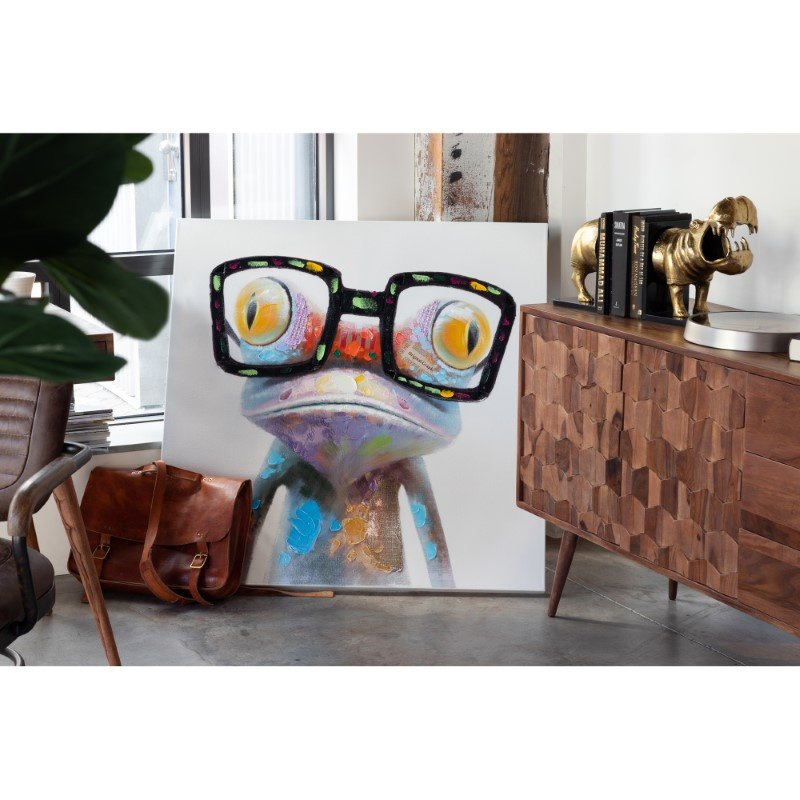Moe's Home Collection Smart Frog Wall Decor (RE-1060-37)