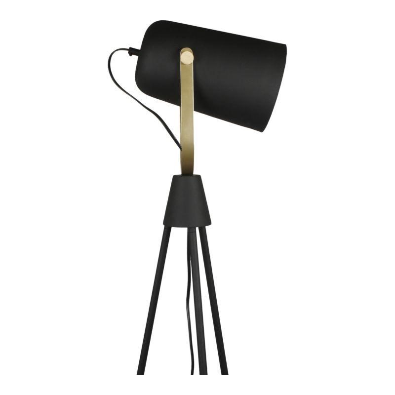 Moe's Home Collection Spotlight Floor Lamp Black (FD-1041-02)