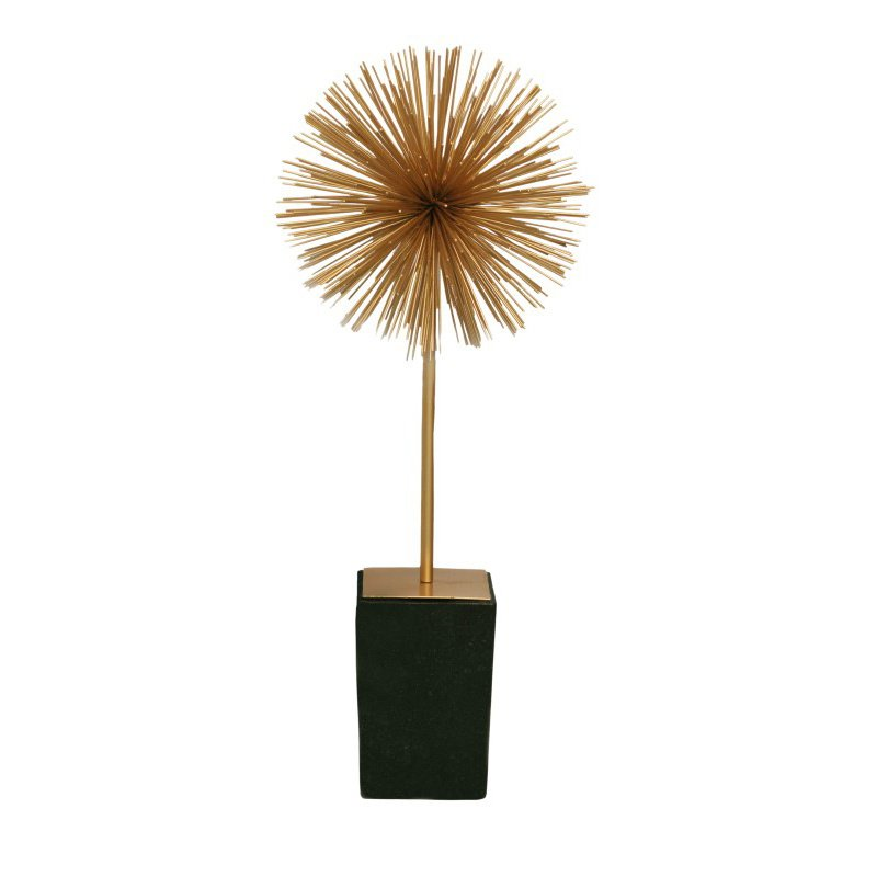 Moe's Home Collection Starburst Sculpture On Stand in Small (MK-1010-32)