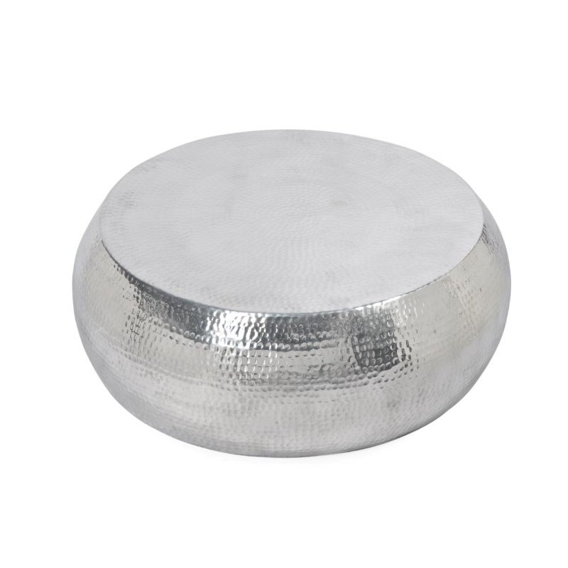 Moe's Home Collection Tabla Coffee Table in Silver (FI-1030-30)