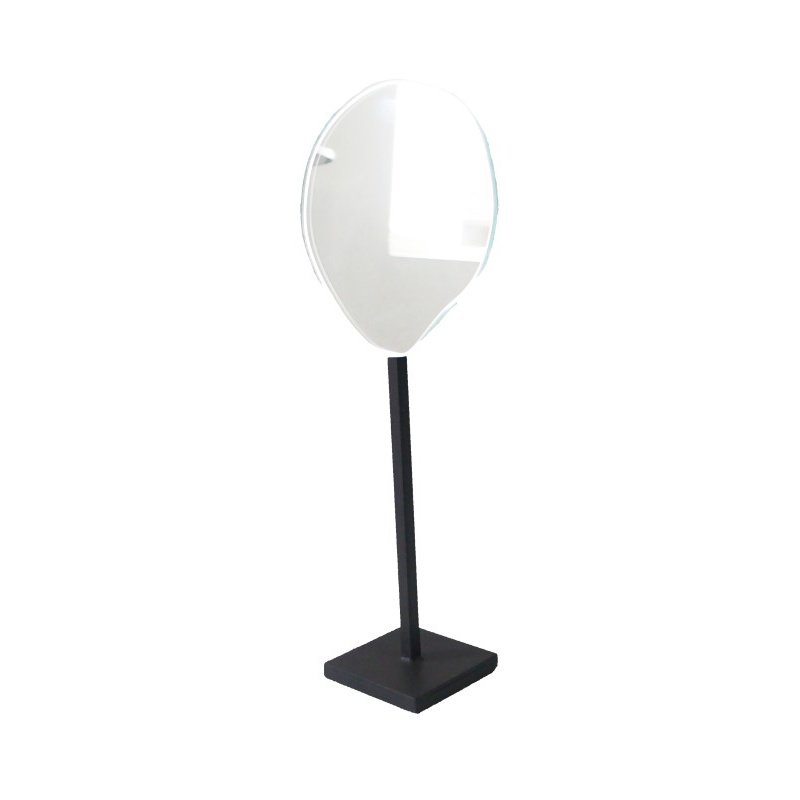 Moe's Home Collection Tabletop Mirror On Stand Small (MX-1005-02)