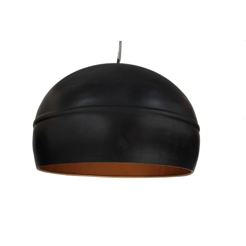 Moe's Home Collection Tobias Pendant Lamp in Black (IP-1010-02)