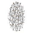 Moe's Home Collection Trajectory Wall Decor in Multi (MJ-1045-37)