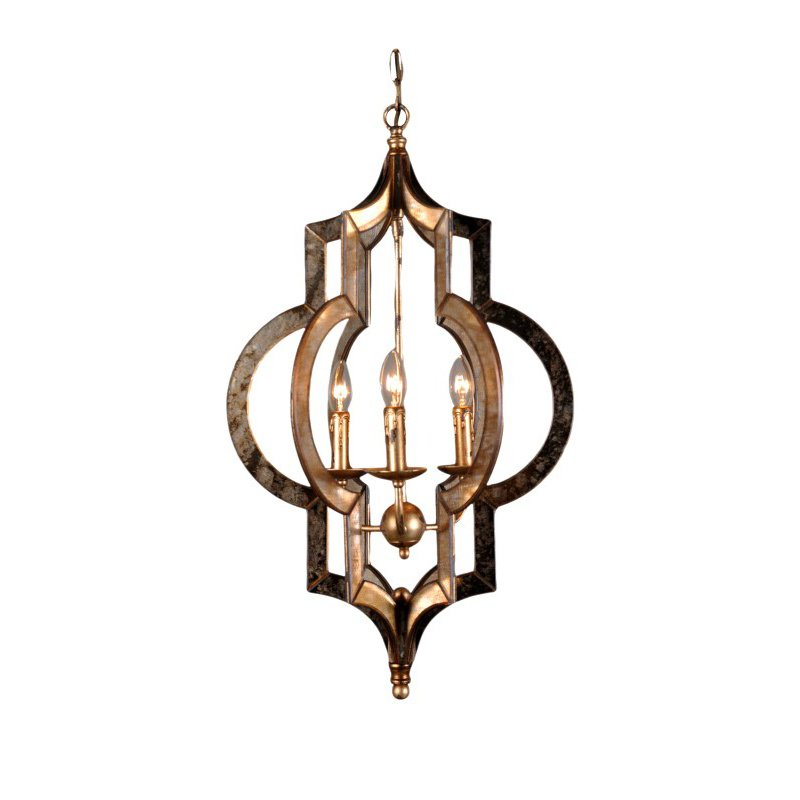 Moe's Home Collection Tuscany Pendant Lamp (RM-1030-03)