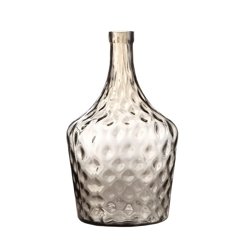 Moe's Home Collection Vino Vase in Grey (YU-1003-15)