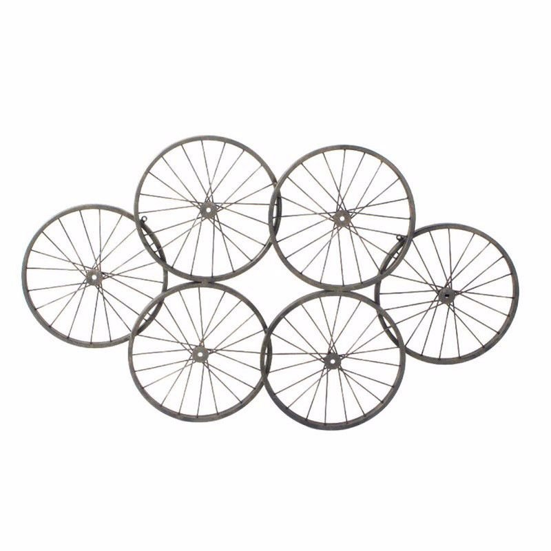 Moe's Home Collection Wheels Wall Decor (MH-1028-02)