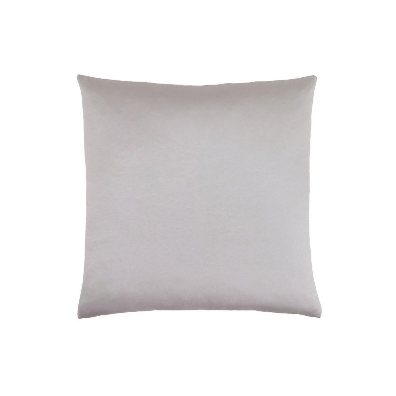 "Monarch Specialties 18"" x 18"" Pillow in Silver Satin / 1pc (I 9336)"