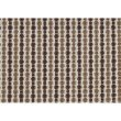 Monarch Specialties Accent Chair in Light / Dark Brown Abstract Dot Fabric (I 8293)