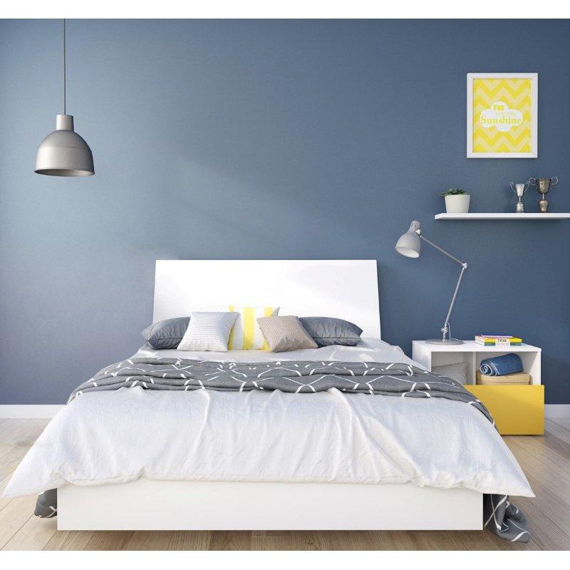 Nexera Taxi 3-Pieces Full Size Bedroom Set (400743)