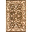 """nuLOOM Benito Floral Persian Rug 9' x 12' 2"""" Olive Rectangle (ECES01B-90122)"""