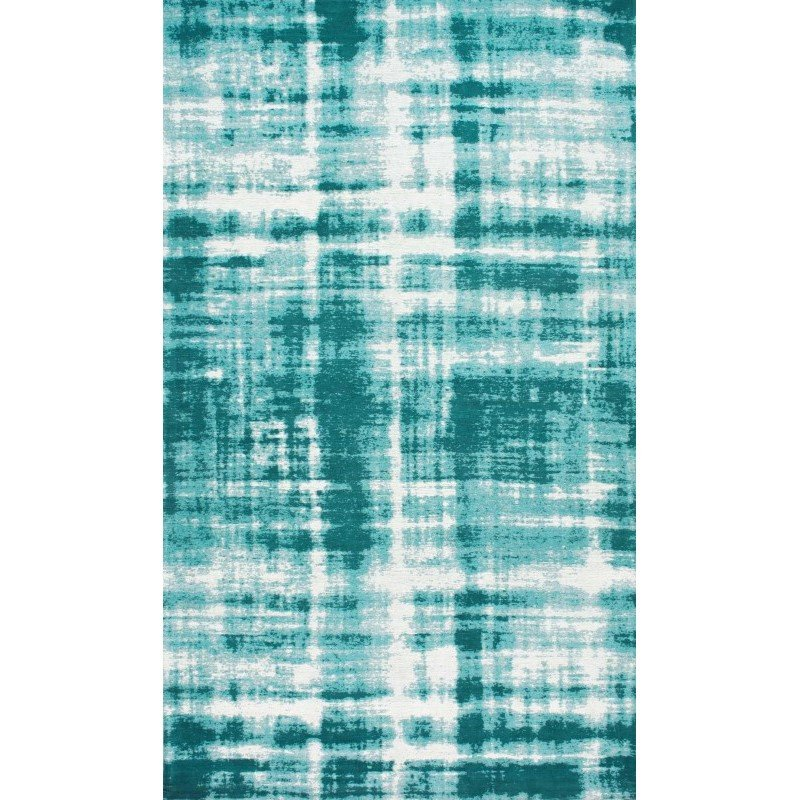 "nuLOOM Benton Vintage Overdyed Rug 7' 6"" x 9' 6"" Blue Rectangle (ALCD02B-76096)"