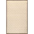 nuLOOM Bordered Donnetta Sisal 9' x 12' Rectangle Rug in Natural (ZHSS04A-9012)