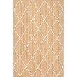 nuLOOM Caleb Braided Trellis Jute 9' x 12' Rectangle Rug in Natural (TAJT15A-9012)