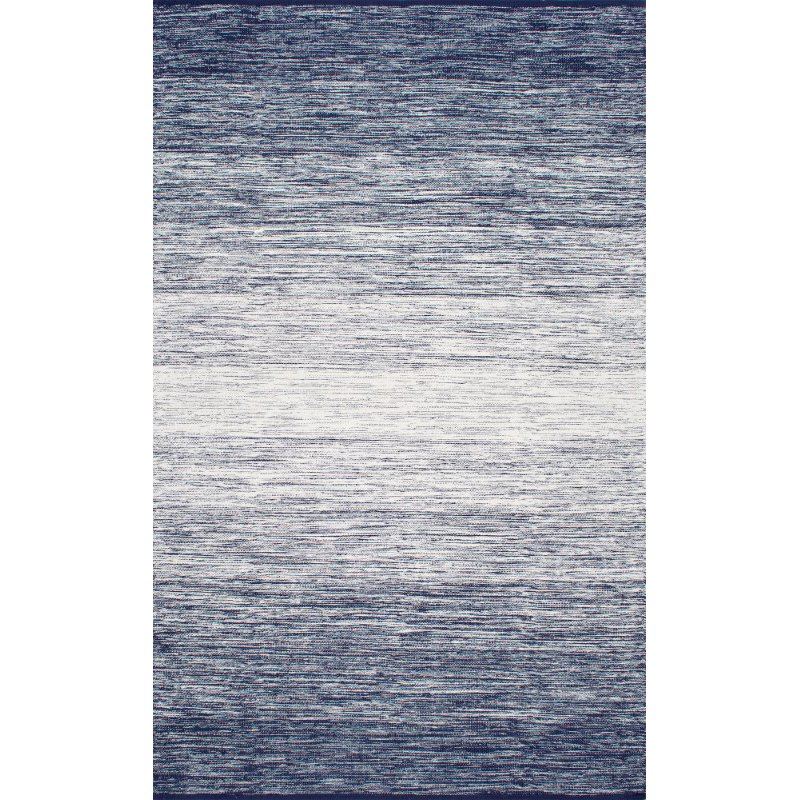 nuLOOM Cayla Flatweave 3' x 5' Rectangle Rug in Blue (MBZE01A-305)