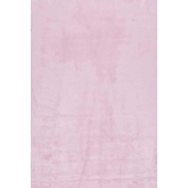"nuLOOM Cloud Shag Rug 7' 6"" x 9' 6"" Pink Rectangle (BIBL15C-76096)"