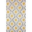 "nuLOOM Hand Hooked Matthieu Area Rug 8' 6"" x 11' 6"" Sunflower Rectangle (HJUZB45C-860116)"