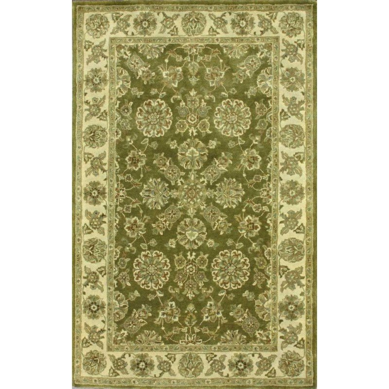 nuLOOM Hand Tufted Mirage Area Rug 8' x 10' Olive Rectangle (ESLE1A-8010)