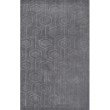 """nuLOOM Hand Woven Lundberg 2' 6"""" x 8' Runner Rug in Grey (RUCS03A-2608)"""