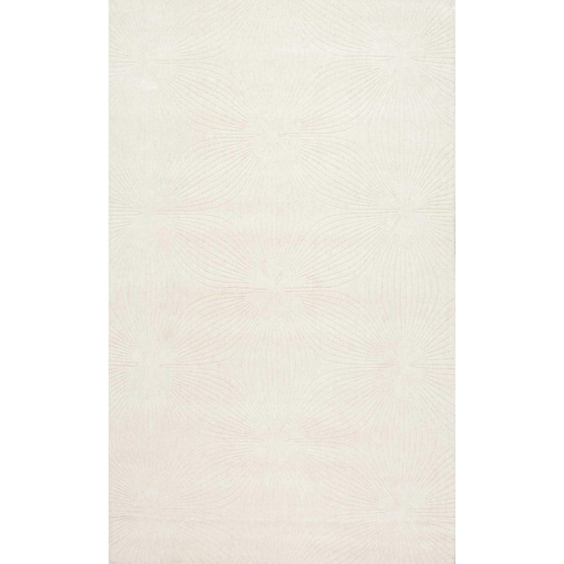 "nuLOOM Hand Woven Necole Rug 8' 6"" x 11' 6"" Ivory Rectangle (RUCS04A-860116)"