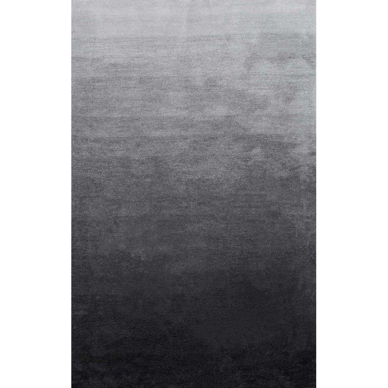 nuLOOM Handmade Ombre Shag Rug 5' x 8' Grey Rectangle (HJOS02B-508)