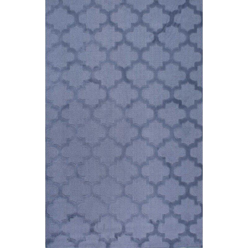 nuLOOM Kimbrell Rug 5' x 8' Blue Rectangle (HJCH05C-508)
