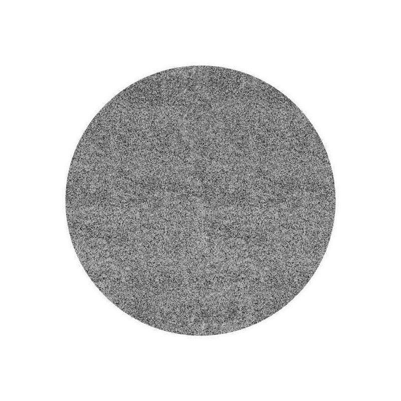 """nuLOOM Machine Made Shag Rug 5' 3"""" Grey Round (OZSG02G-53053R)"""