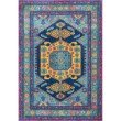 nuLOOM Persian Floral Delena 3' x 5' Rectangle Rug in Multi (RZBD46A-305)
