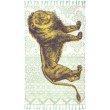nuLOOM Thomas Paul Flatweave Lion Tassel 5' x 8' Rectangle Rug in Light Green (TATP10A-508)