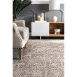 """nuLOOM Traditional Dennise 4' x 5' 6"""" Rectangle Rug in Beige (PSTA04A-4056)"""