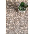 """nuLOOM Traditional Dennise 5' 3"""" x 7' 6"""" Rectangle Rug in Beige (PSTA04A-53076)"""